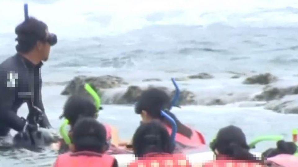 小琉球潛水客遭螺旋槳「打斷右腿」 斷肢落海消失無蹤