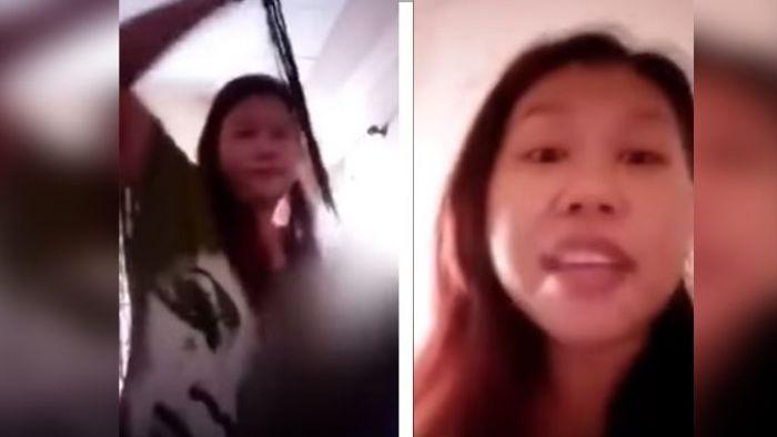 【影片】懷疑老公有小三 狠心母「懸空勒吊」1歲兒