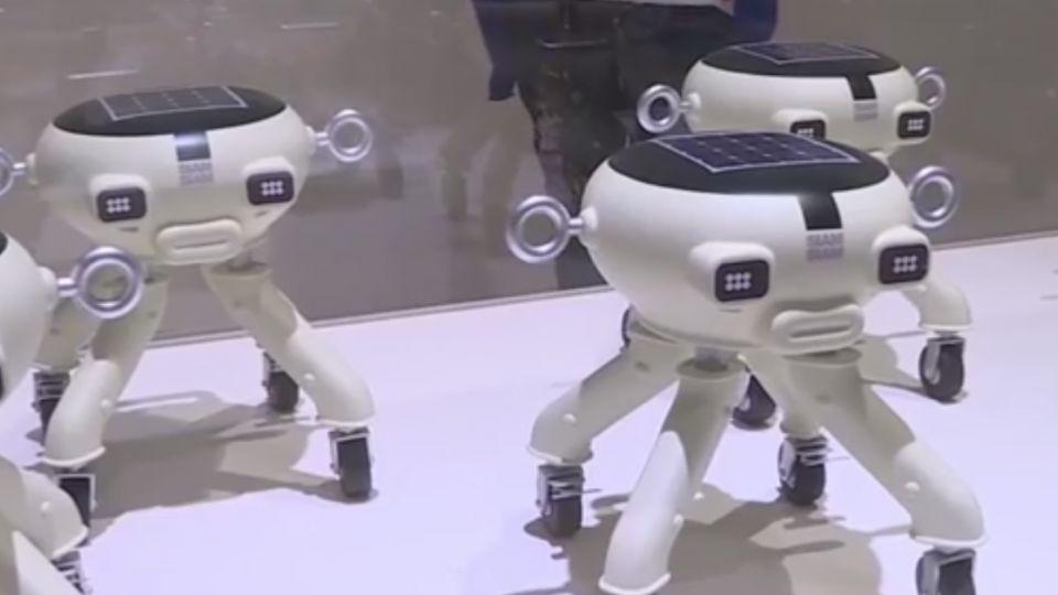 一次全收集!文青最愛AKIBO機器人開展