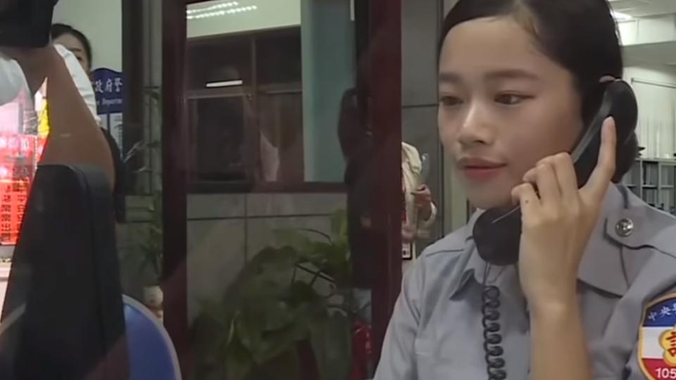 模特兒轉行波麗士 林志玲學妹警察特考榜首