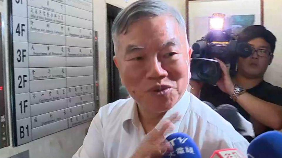 快訊/行政院宣布 沈榮津暫代經濟部長