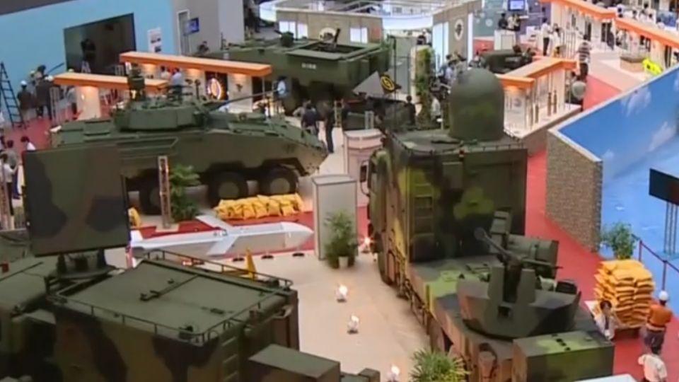 國防部參加台北航太展 展現國防自主能量
