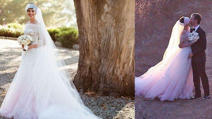 【美麗佳人】讓幸福感洋溢!歐美名人的經典婚紗特輯