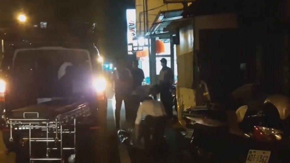 房客陳屍防火巷 左額留圓印疑他殺