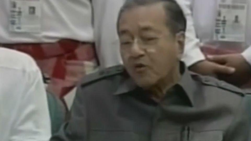 馬來西亞前總理爆貪汙 傳六千億藏台灣