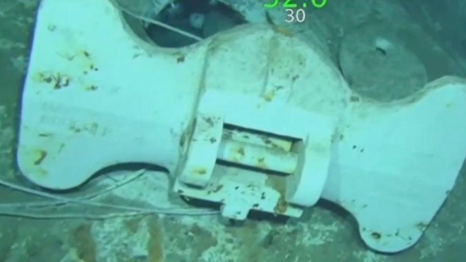 沉沒72年 美艦印第安納波里斯號尋獲