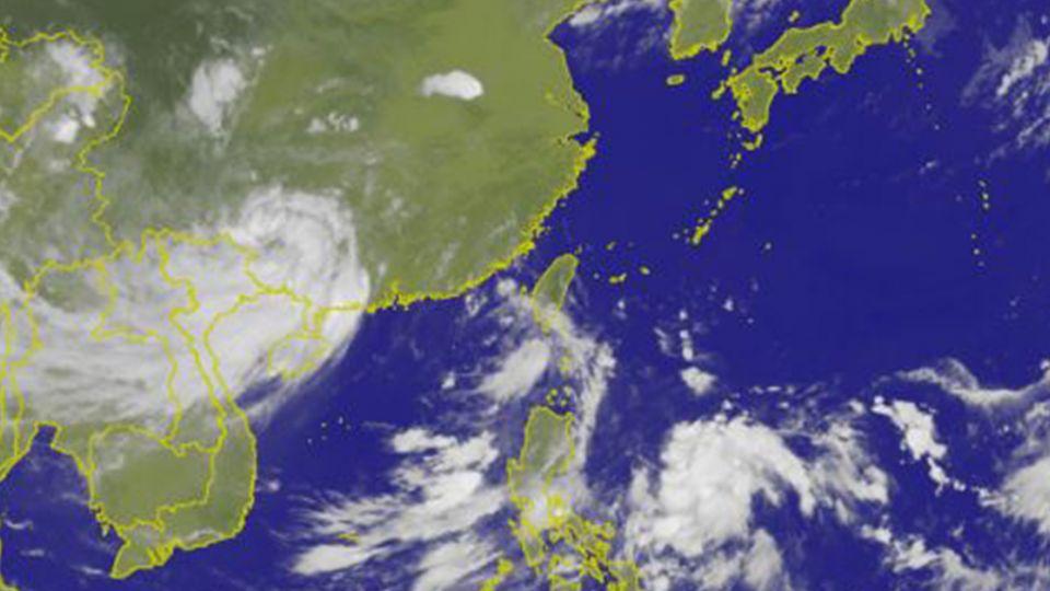 高溫略減「降雨機率高」 本周將有第二颱?氣象專家:可能成真