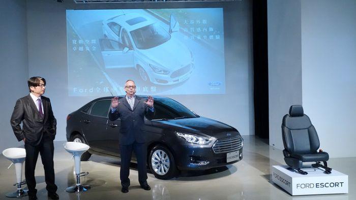 跟Focus定位不同!Ford Escort MK7國產版本解析