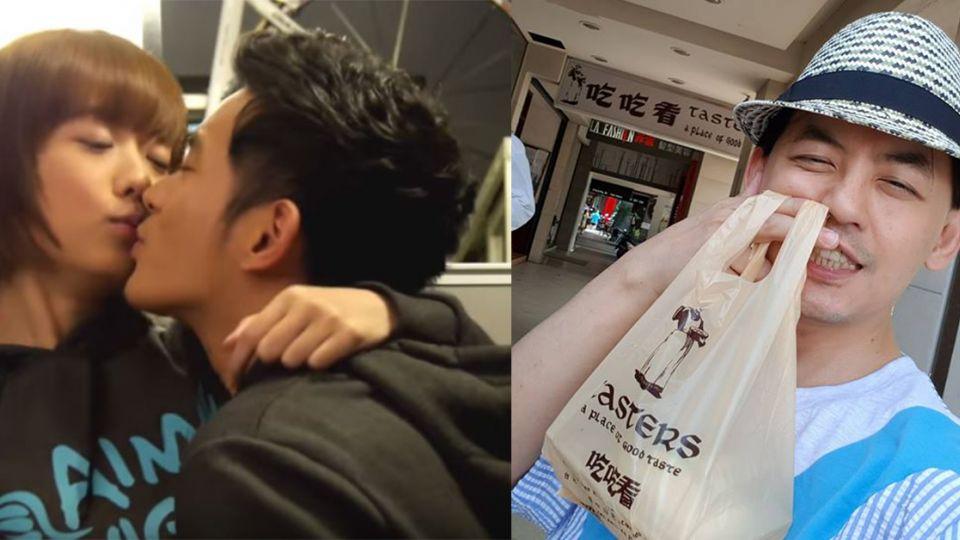 【影片】疑似親密影片曝光!孟耿如坐宥勝大腿 甜蜜狂吻惹惱黃子佼