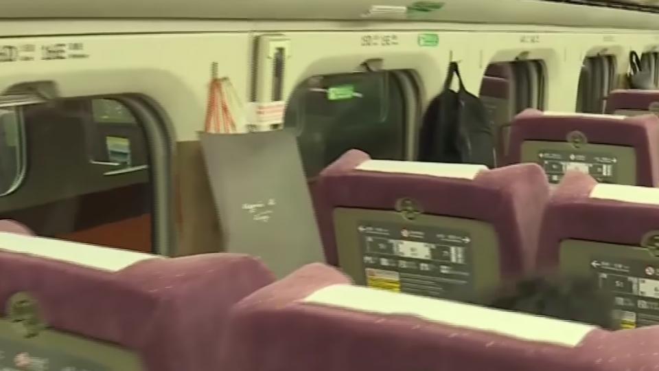 升等拒補票 三字經罵高鐵列車長 富商判賠2萬