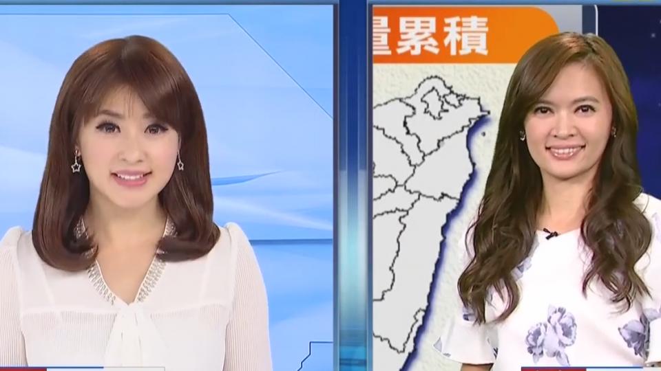 【2017/08/29】明天仍晴熱 東局部有雨、午後降雨略增