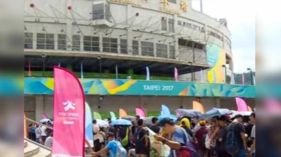 驚!世大運外籍選手公館行竊 檢警低調處理