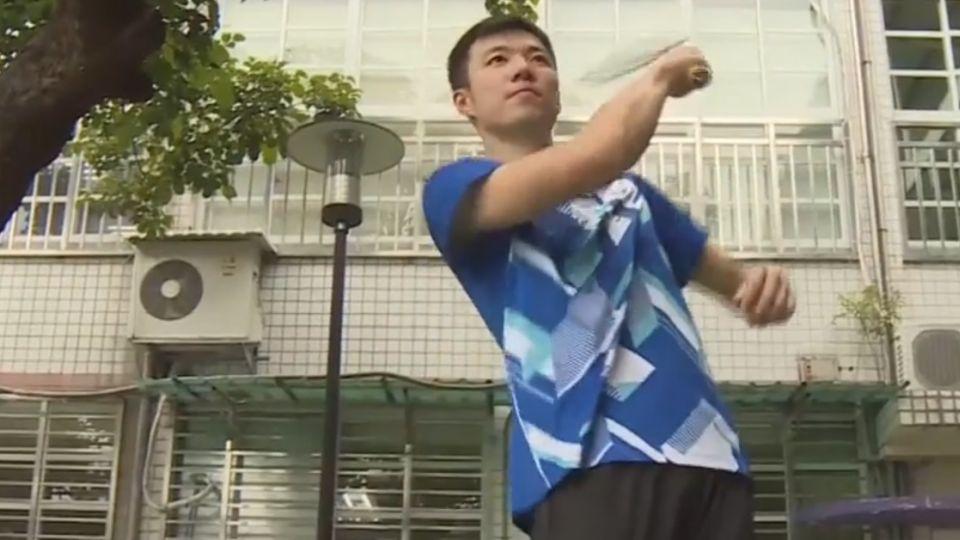 羽球金牌王子維曾遭罰10萬 談「國體法」無看法