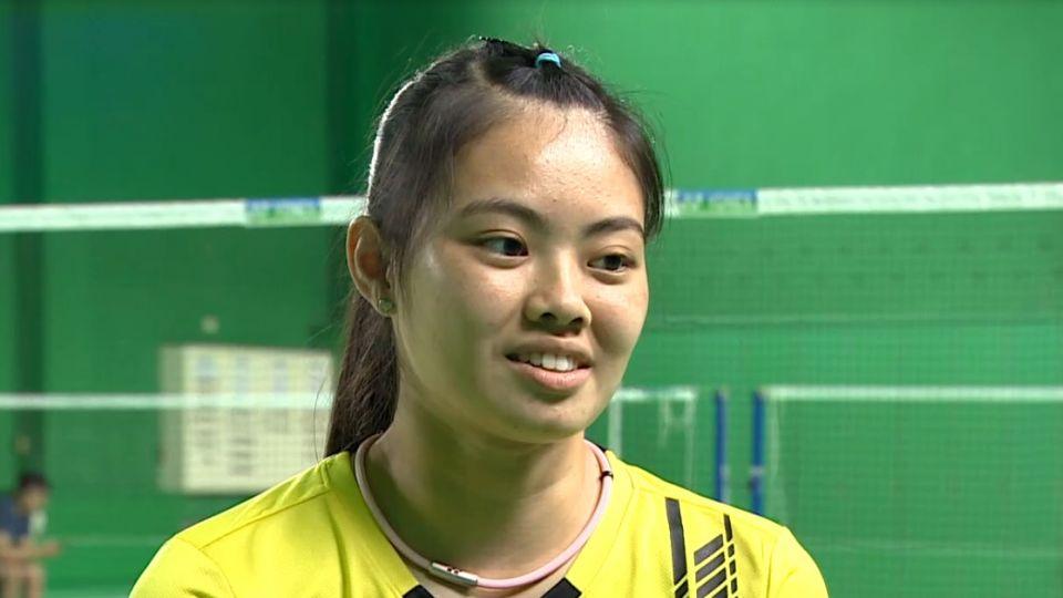 羽球混雙金牌李佳馨 開刀復健爭取世大運參賽