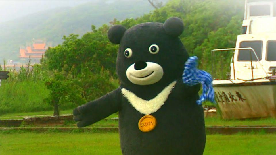 世大運落幕「待業中」 熊讚山上度假去