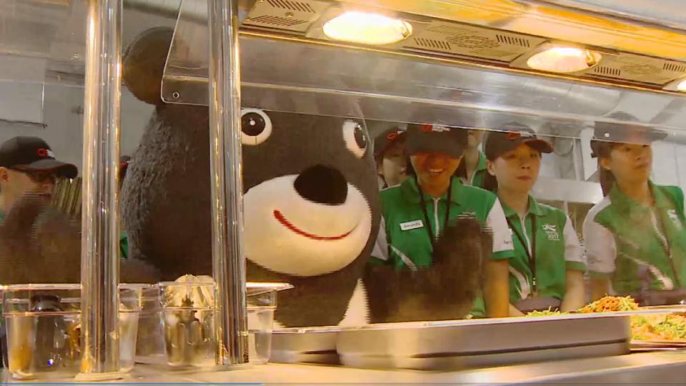 世大運選手村剩食材 為20社福團體加菜