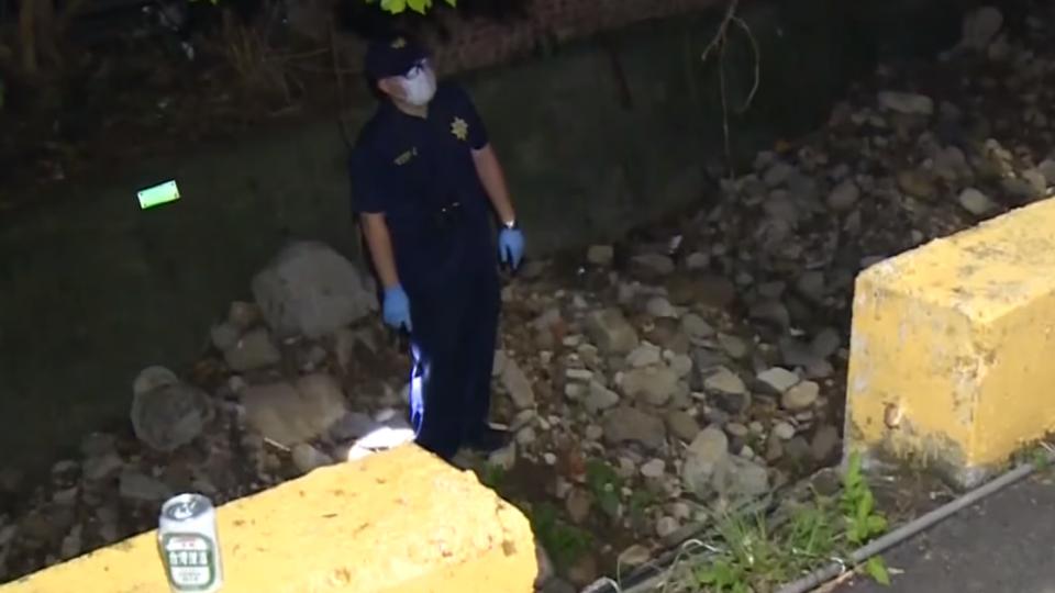 債務糾紛引衝突 男墜落兩公尺深山溝重傷