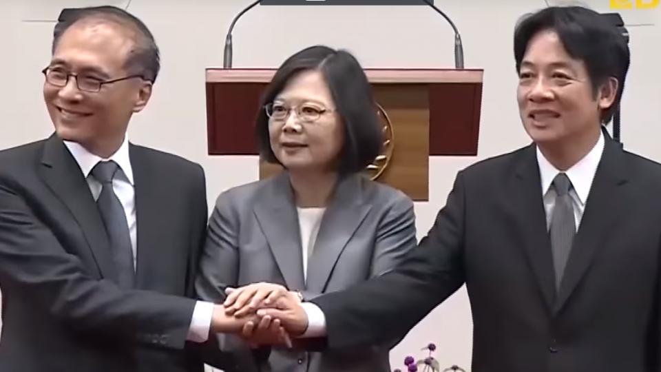 """「老藍男」瓦解? """"新老藍男""""陳明文勢力崛起"""