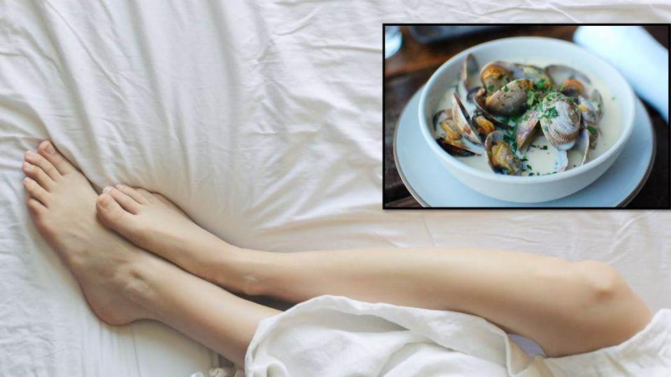 悚!喝完「蛤蜊濃湯」竟昏睡 美容師慘遭男客性侵