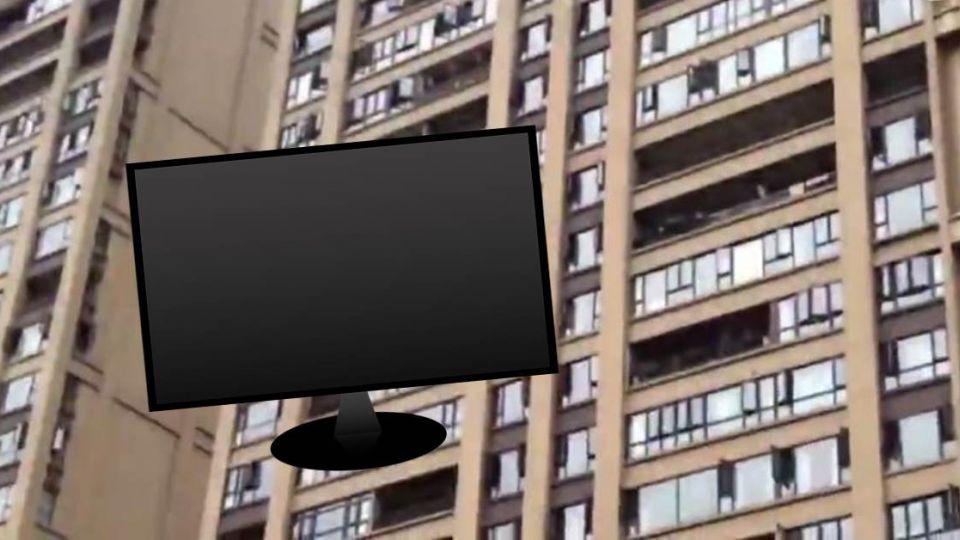 家人禁看電視…8歲女童賭氣「21樓跳下」爆頭亡!