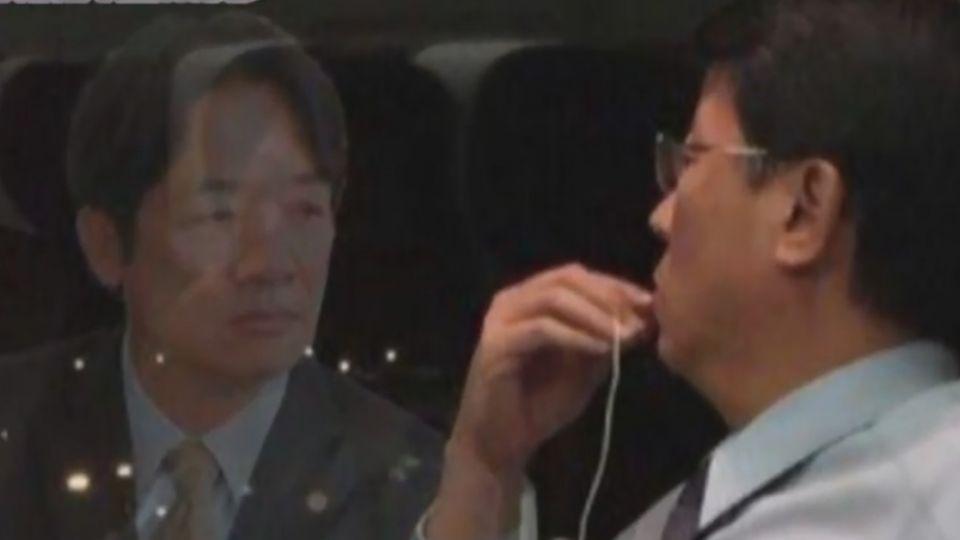 「一生監督你一人」 網友kuso賴清德、謝龍介