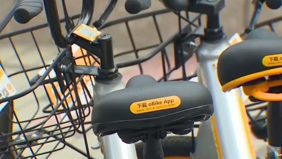 共享單車亂停! 北市明年開罰業者每輛6百