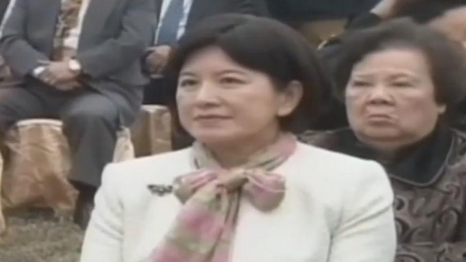 賴清德談妻子吳玫如 總是甜滋滋笑開懷
