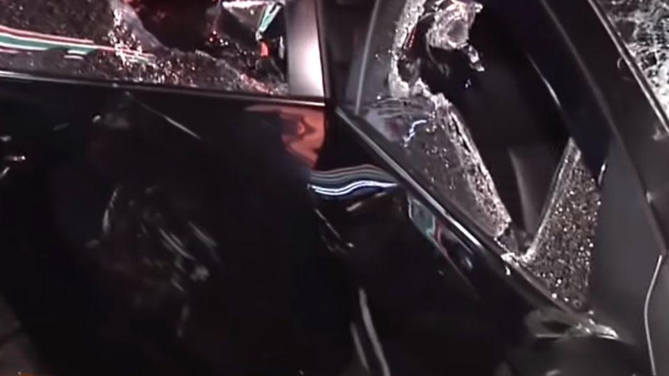 馬伕載小姐上酒店 半途遭瘋狂砸車不敢報案