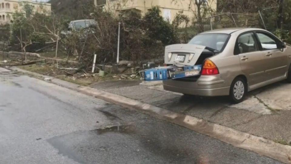 「毀滅級」艾瑪颶風 加勒比海小島近全毀8死