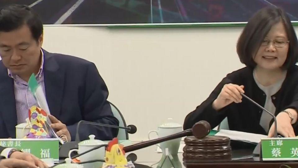 林錫耀共掌選對會 陳明文「被分權」怒出國