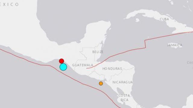 快訊/【影片】震撼90秒!墨西哥發生8.0強震 已發布海嘯警報