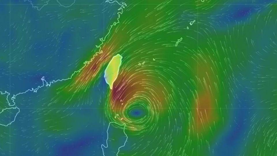 威力不小! 李富城:下周料有「強颱」逼近台灣