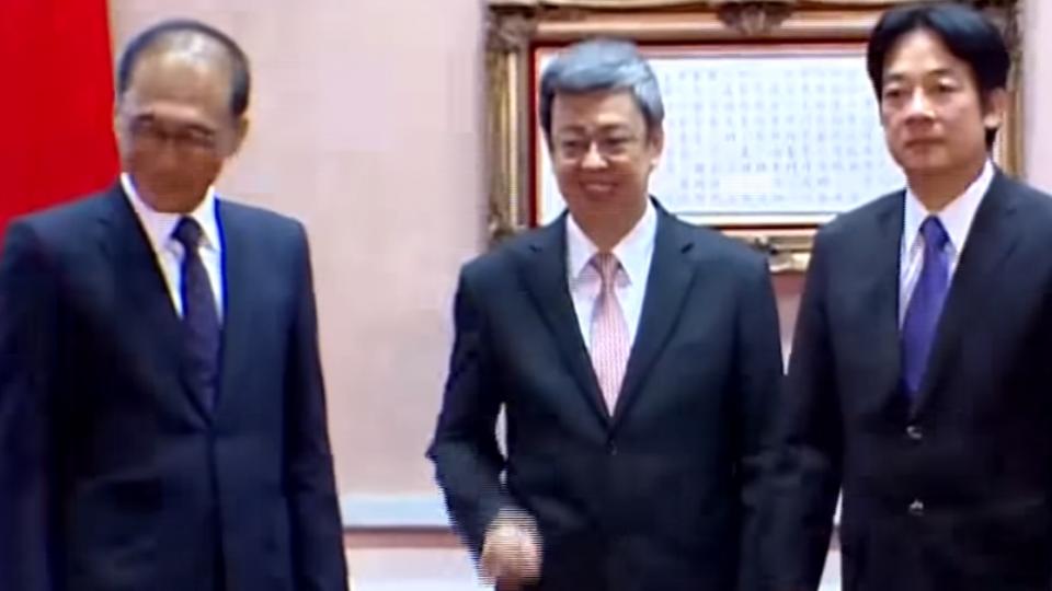 賴上林下!賴清德:新內閣是實事內閣非戰鬥內閣
