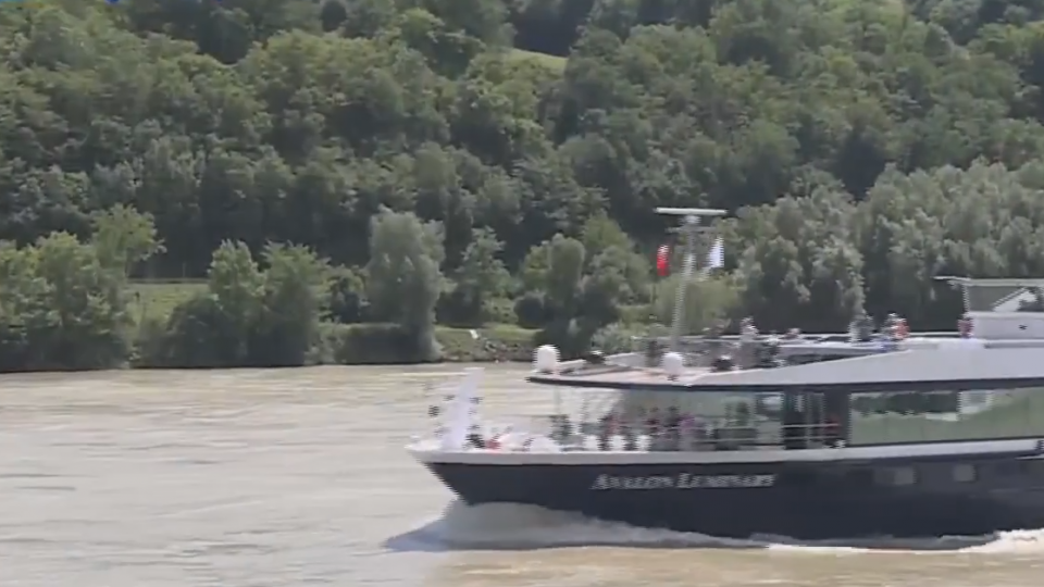 河輪慢遊多瑙河 浪漫背後大作戰