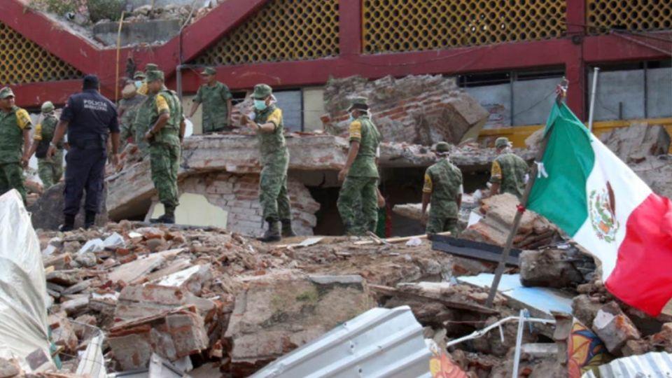 【影片】雙天災夾擊!墨西哥遇百年強震 房屋彈跳如「口香糖」至少58死