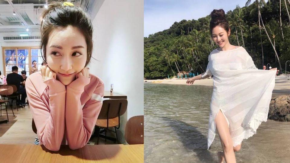 飛韓國遭酸「去隆乳嗎?」 曾莞婷曬「渾圓美胸」:姐還需要?