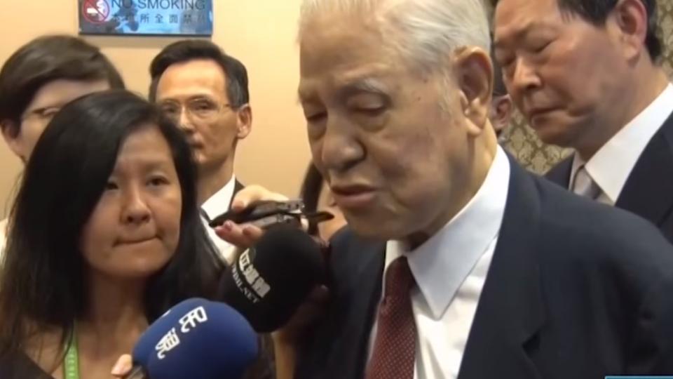 賴清德接閣揆 李登輝:能幫蔡英文解決問題