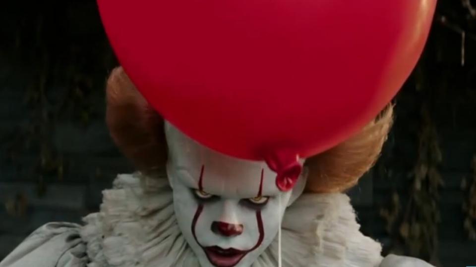 好萊塢颳80年代恐怖風 下水道對抗小丑