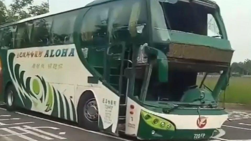 車窗破碎乘客遭拋飛!阿羅哈六死車禍「揭密」