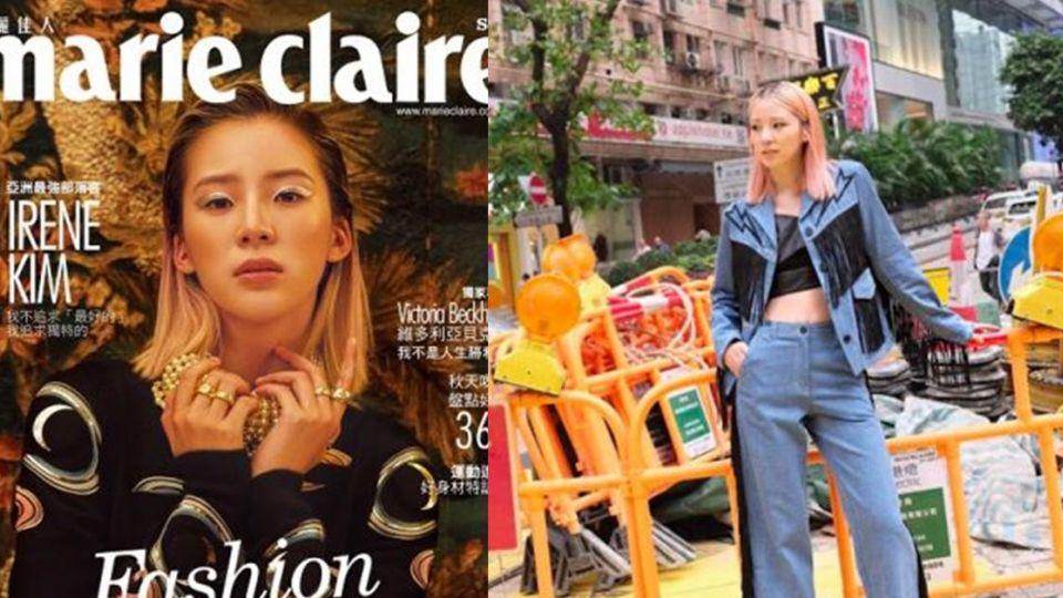 【美麗佳人】韓模特兒拒絕整型「變臉」 堅持自我成「街拍女王」
