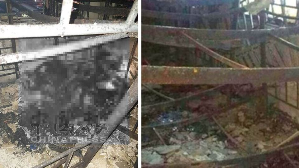 滿地焦屍…伊斯蘭學校遭惡火吞噬 25名師生被活活燒死