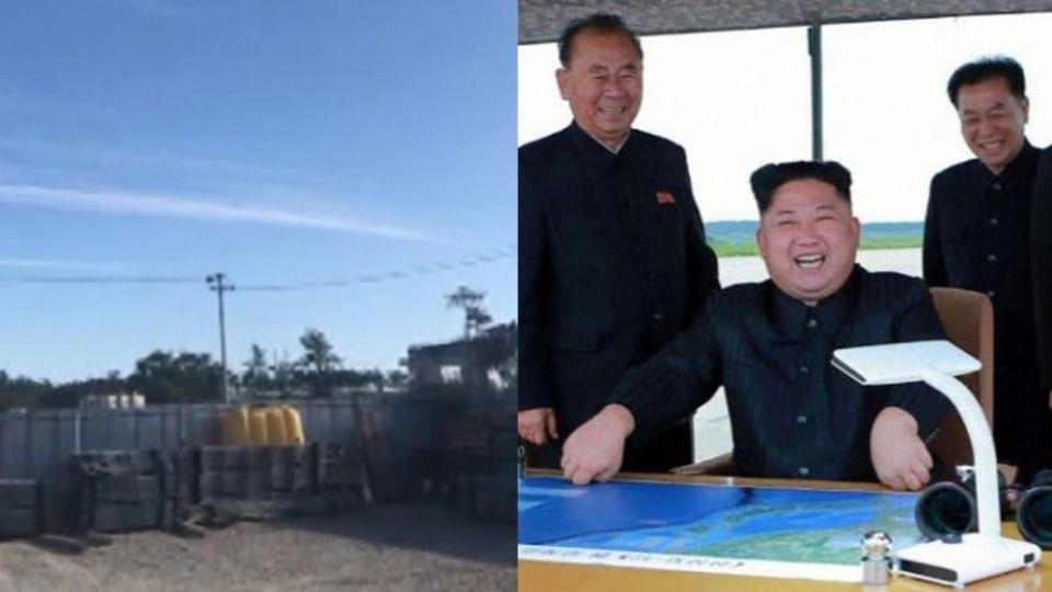 北韓再射彈!飛越日本上空 北海道居民緊急避難