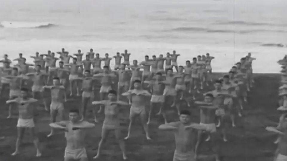 陸戰隊七十周年 珍貴畫面曝光勾起回憶