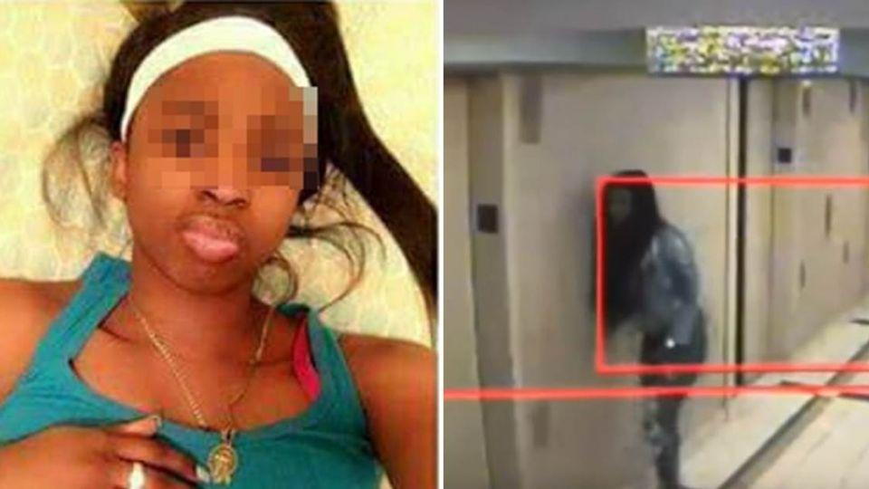 【影片】被附身?少女跑趴離奇死冰櫃 監視器曝光…竟是自己「搖晃走進去」