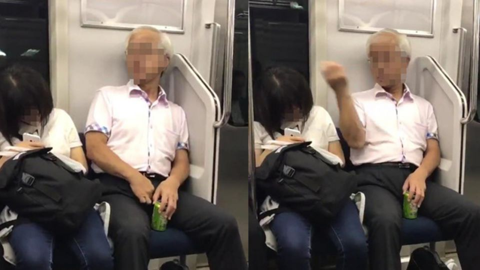 噁炸!禿頭男「拔下體毛」 聞香後…送熟睡女乘客「超享受」