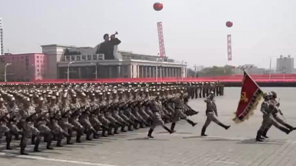 一年至少15個「政治節慶」 北韓過節也瘋狂
