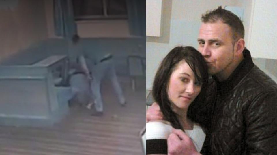 心碎!醉男狠踹女友10月孕肚…還差5天寶寶胎死腹中