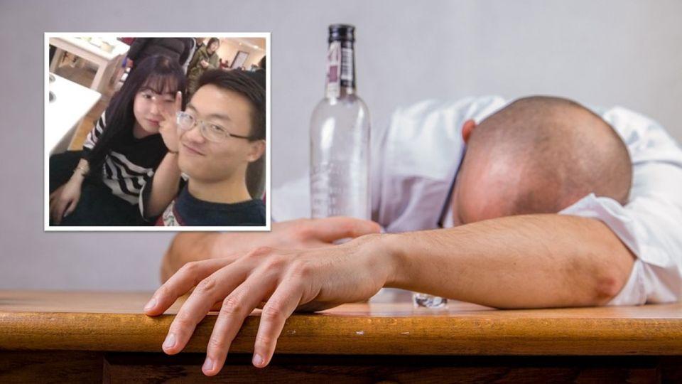 連喝6杯就免錢…3分鐘狂灌1800毫升雞尾酒 男大生暴斃亡
