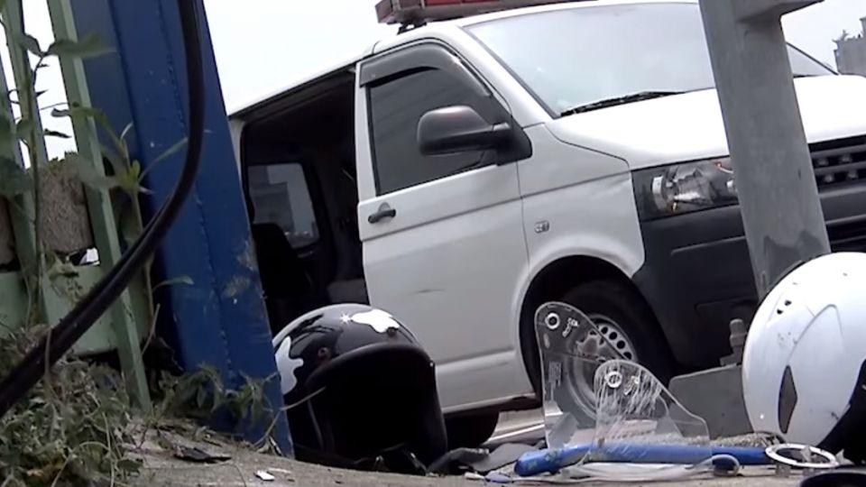 超速撞救護車害女友亡 騎士判6月可易科54萬