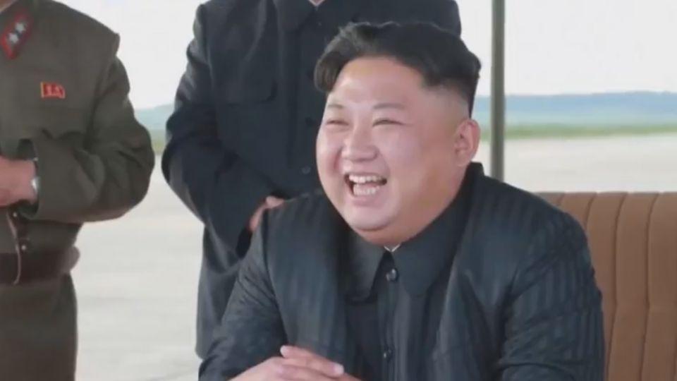 北韓頻試射導彈 傳我將「飛彈演練」?